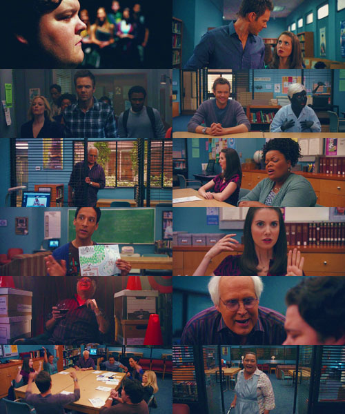 My top 100 shows/episode(In no particular order):Eight Community/Advanced Dungeons & Dragons