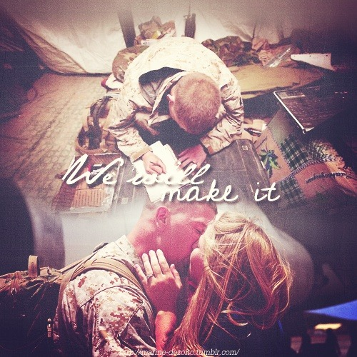 myheartmylovemymarine:  yes we willll.