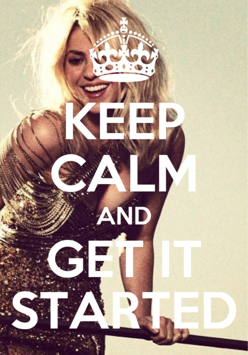 cuando-menos-piensas-sale-el-sol:  Keep Calm and Get It Started
