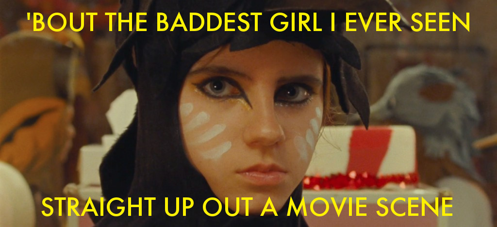 Moonrise Kingdom / Robocop