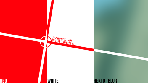 New Parkour Fortress Wallpapers Contains White Red Hekto Blur Blur 1 Blur 2 Blur 3 Original PSD FILE