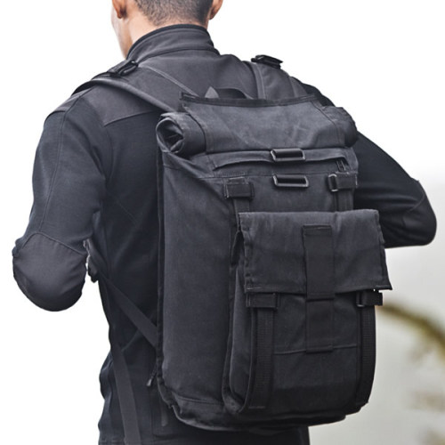 The Arkiv R2 Field Pack Completely Weatherproof Modular Backpack Made in the USA with a Lifetime Warranty.