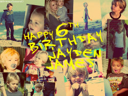 britneyindonesia:  Britney Spears' youngest son turns 6 today, September 12, 2012! Happy Birthday Jayden James Federline!!