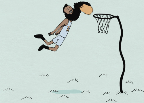 Check out James Harden's beard-dunk cameo in the new animated music video Chris Edser created for band The Beards. Watch the whole video here and make sure you watch to the end for a second James Harden appearance…http://www.youtube.com/watch?v=KlgbKIswpzI&feature=plcp