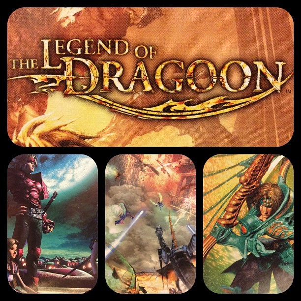 joshiesofcourse:  The Legend of Dragoon! #thelegendofdragoon #dragoon #rpg #fantasy #dart #videogames #gamer #diptic #epic #retro #classic #oldschool #throwback #playstation #sony #favorite #love #instagood #bestever (Taken with Instagram)