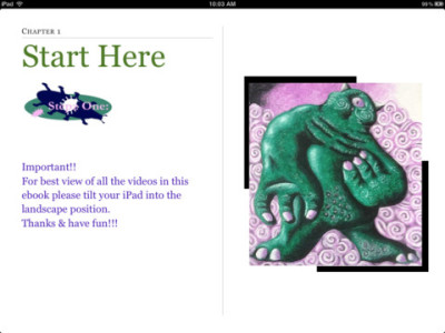 ART PROJECT 4! GET IT NOW FOR APPLE/MAC GET IT FOR iBook on iPad! GREAT for Kids! on Sale now for 2.99 Enjoy!!!