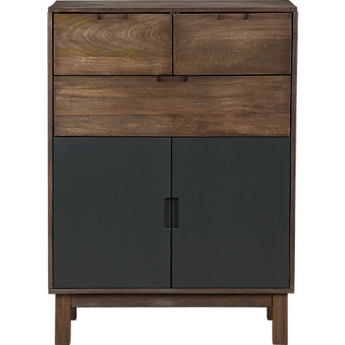 designbinge:  stash tall chest in bedroom furniture