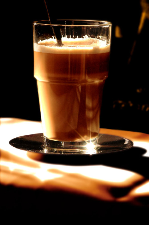 Coffee with light :-)
