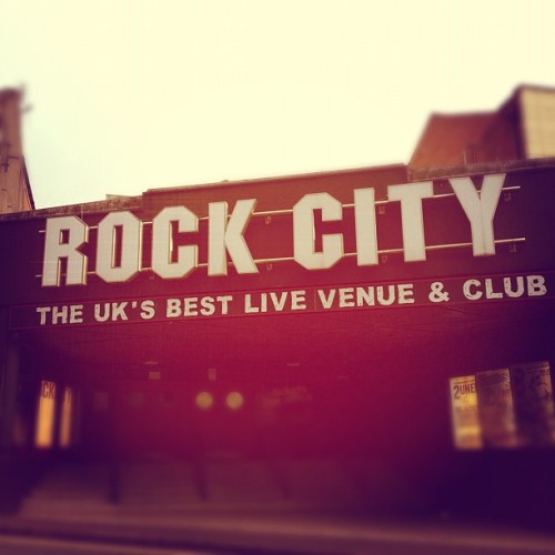 Rock City 8.39am (Taken with Instagram)