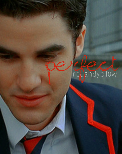 Perfect by redandyell0w  Blaine Anderson is perfect. He has the perfect smile, the perfect hair, the perfect voice, the perfect body… at least he wishes. He strives to be as perfect as possible, no matter what it costs him. warning: eating disorder!Blaine and angst