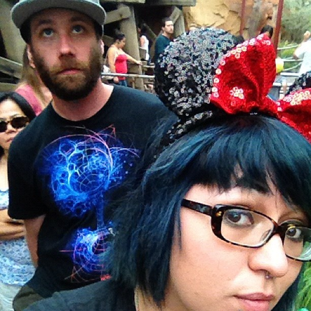 #disneyland  (Taken with Instagram)