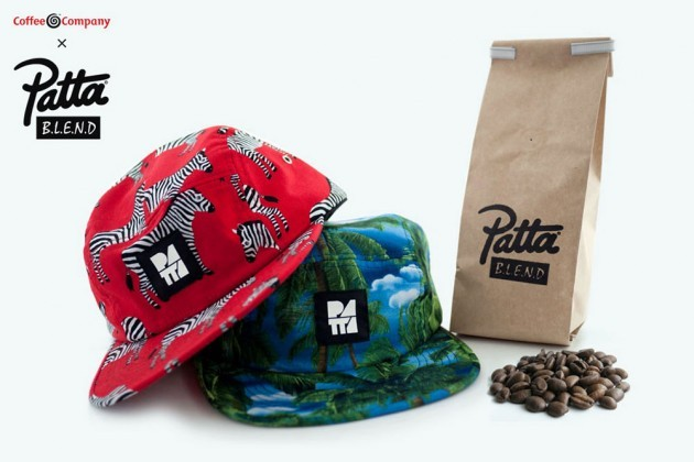 dailymovement:  Patta x CoffeeCompany Unique 3 weekend Pop-Up Store, come drink a Patta coffee blend CoffeeCompany x PATTA Pop-Up StoreVan Woustraat 153Amsterdam Open September 13-16 + 20-23 and 27-30Opening hours: 11:00 - 18:00