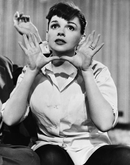 A Star is Born…Judy Garland