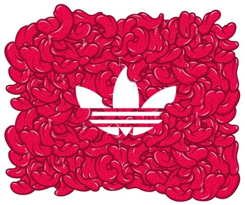 "Adidas ""Train Your Tongue"""