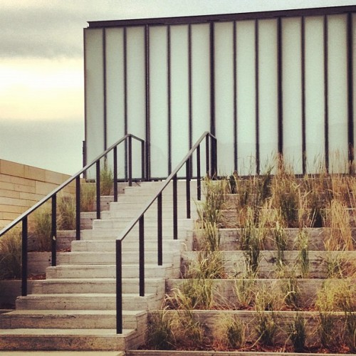 Iowa. Architecture.  (Taken with Instagram)