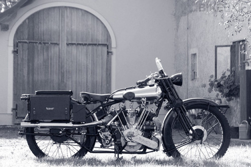 The 'new' Brough SuperiorsIf you follow the classic motorcycling scene, you'll know that the Brough Superiorname has been…View Postshared via WordPress.com