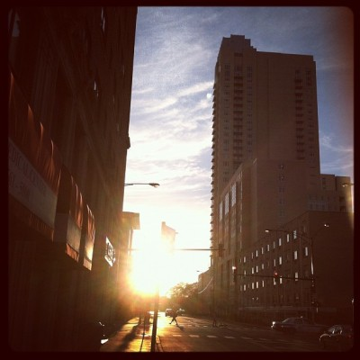 Good morning Chicago. stephanie-leann:  Good morning. (Taken with Instagram)