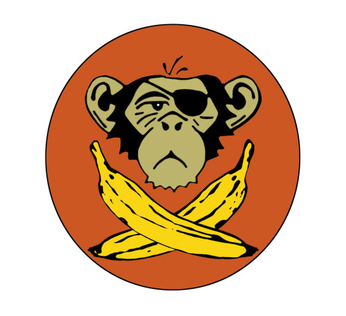 Who don't love pirate monkeys?