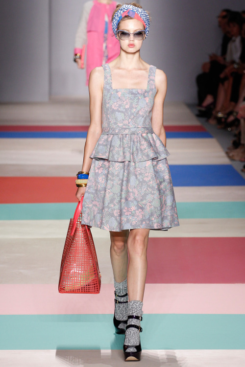 fashion-ocd:  Marc by Marc Jacobs Spring 2013