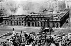 September 11th, 1973. Santiago, Chile