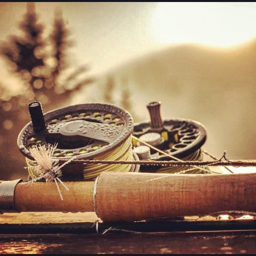 schnitzerphoto:  September dawn on the Green #wyoming #flyfishing (Taken with Instagram at near Daniel Junction, Wyoming)