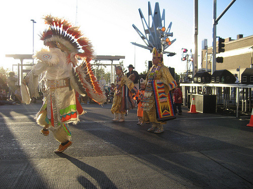 Help Fund the Harvest Moon American Indian Festival on Indiegogo.com - ICTMN.com