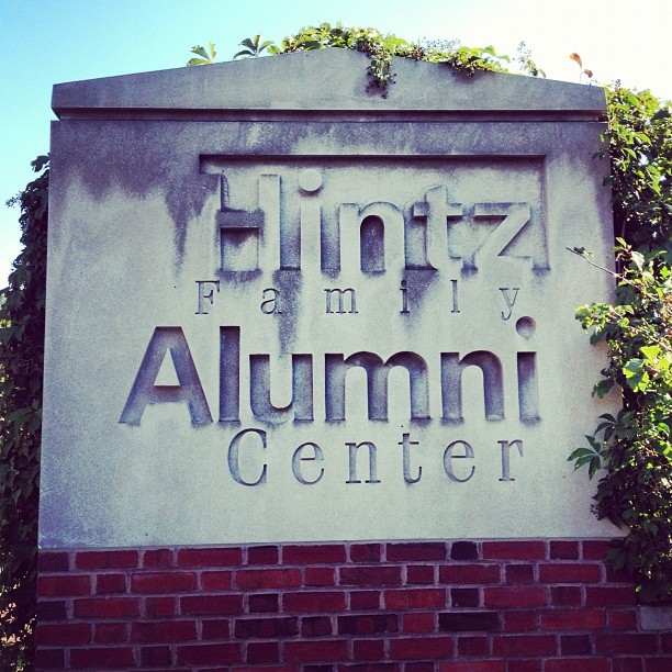 Still Here (Taken with Instagram at Hintz Family Alumni Center)