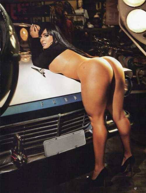 Does she do body work? :)