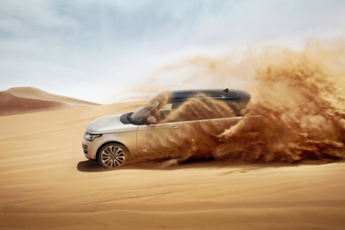 automotivated:  2013 Land rover Range Rover (by upcomingvehiclesx)