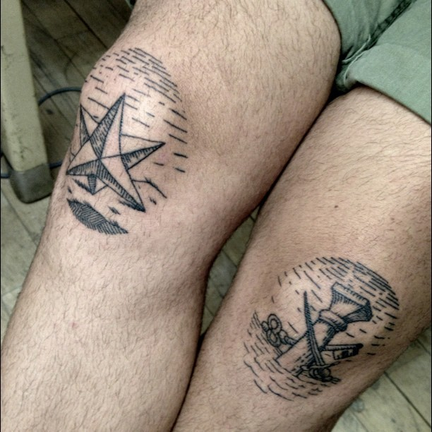 @marshal_sturm 's knees. Healed (Taken with Instagram)