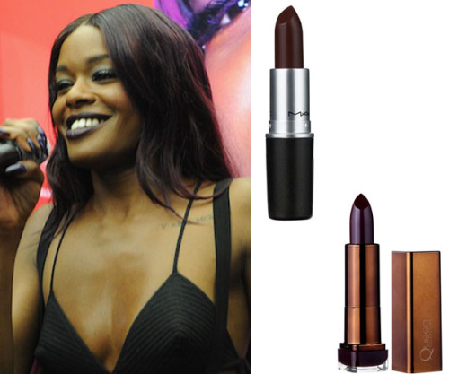 We're too into the deep vampy lip look for fall. Check out how to rock this look here.