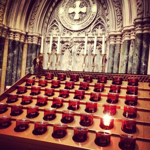 Saint Patrick's Cathedral (Taken with Instagram)