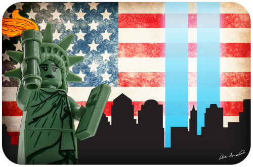 9/11 Tribute Created by Pablo Lopez