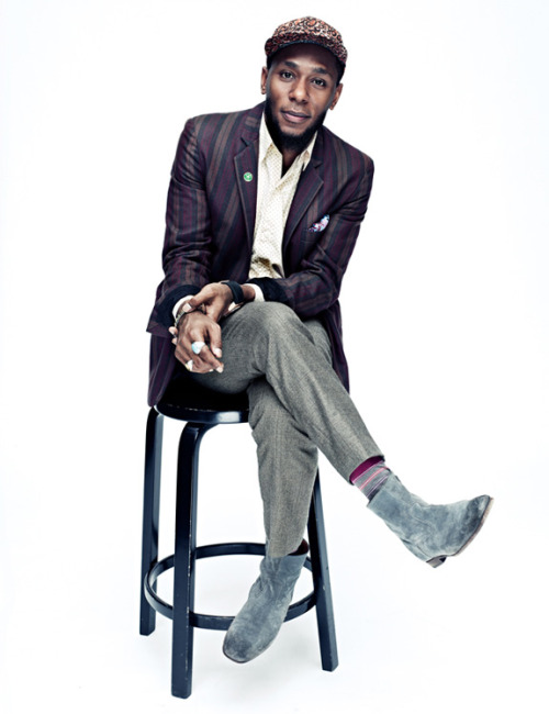 Snapshot: Mos Def for GQ Magazine