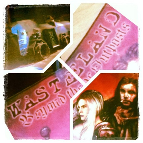 Wasteland: Beyond the Outposts arrived today!!! (Taken with Instagram)
