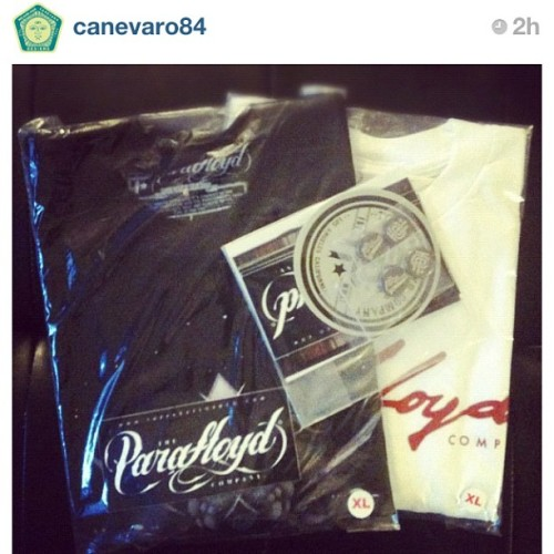 Posted by @canevaro84 #theparafloydco  #PAFLD #TPC #creativitysincebirth #clipfencesandclaimterritories #takeover #losangeles #support (Taken with Instagram)
