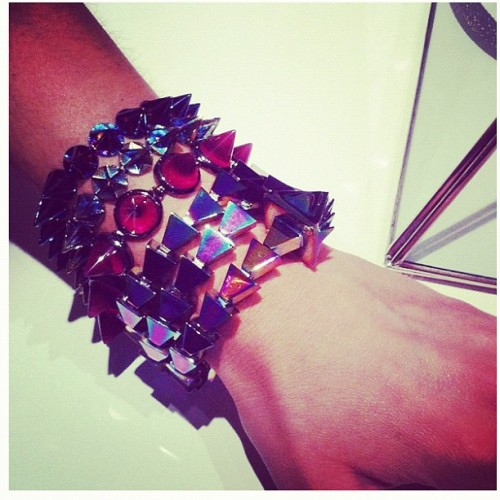#eddieborgo #resort #collection ;) #cones #bracelet #instafashion #fashion #armparty #armswag #armcandy #instadaily #instagood #instainsta #instamood #instahub #iphoneonly #all_shot #mensfashion #travel #iphonesia #brunika #instabru #igsg #sgig #ignation #igdaily #jj #statigram #webstagram  (Taken with Instagram)