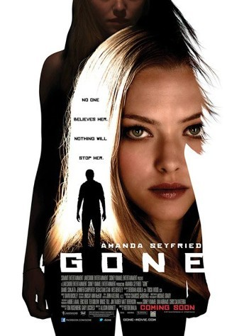 I am watching Gone                                      Check-in to               Gone on GetGlue.com