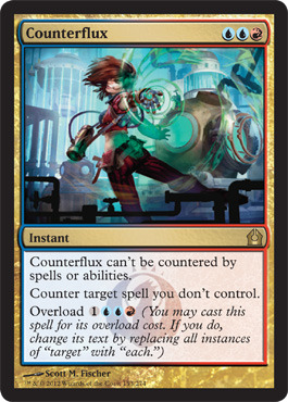 markrosewater:  Here is my social media preview card from Return to Ravnica.