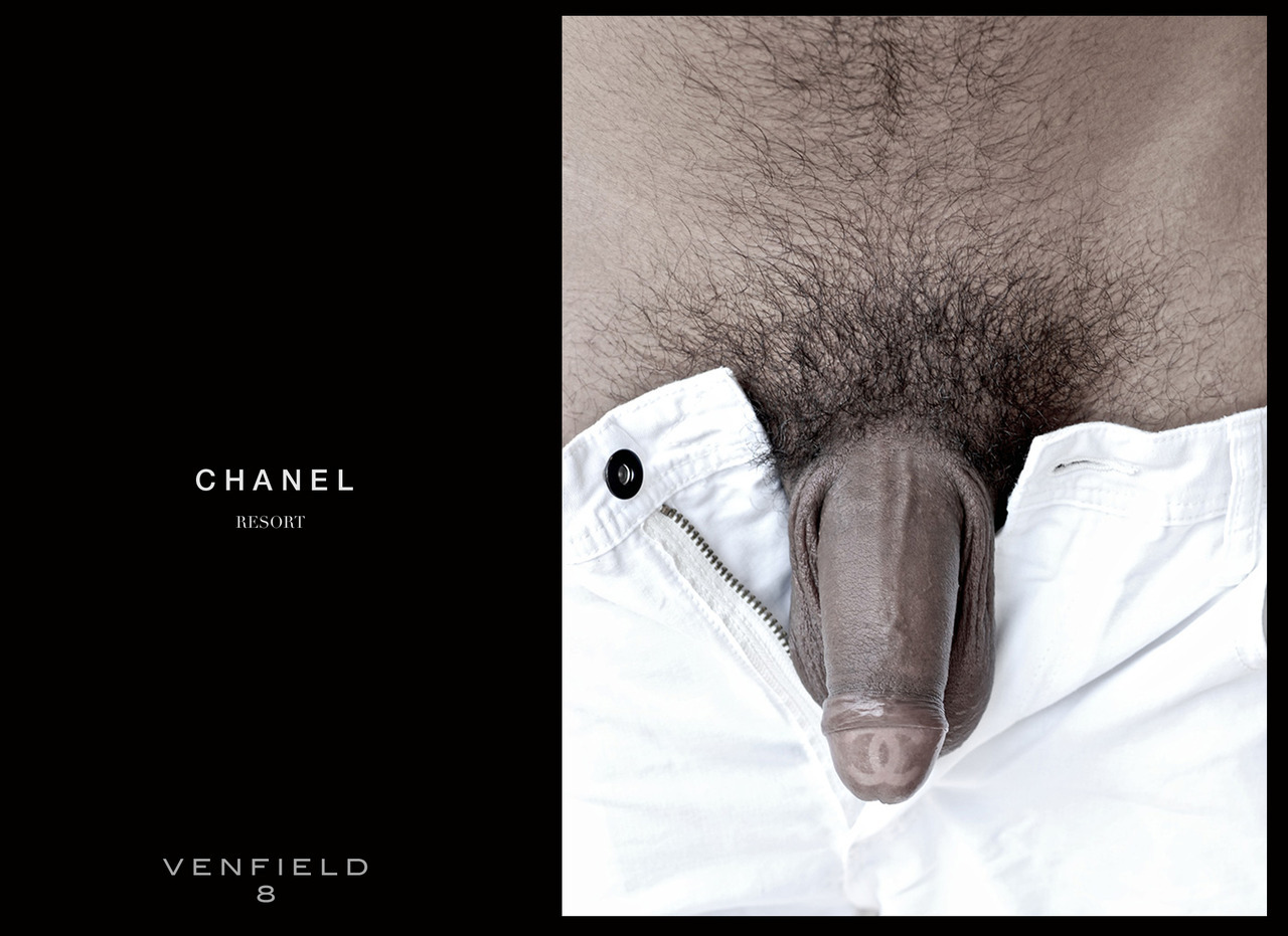 venfield8:  Designer Dick, Chanel, 2012