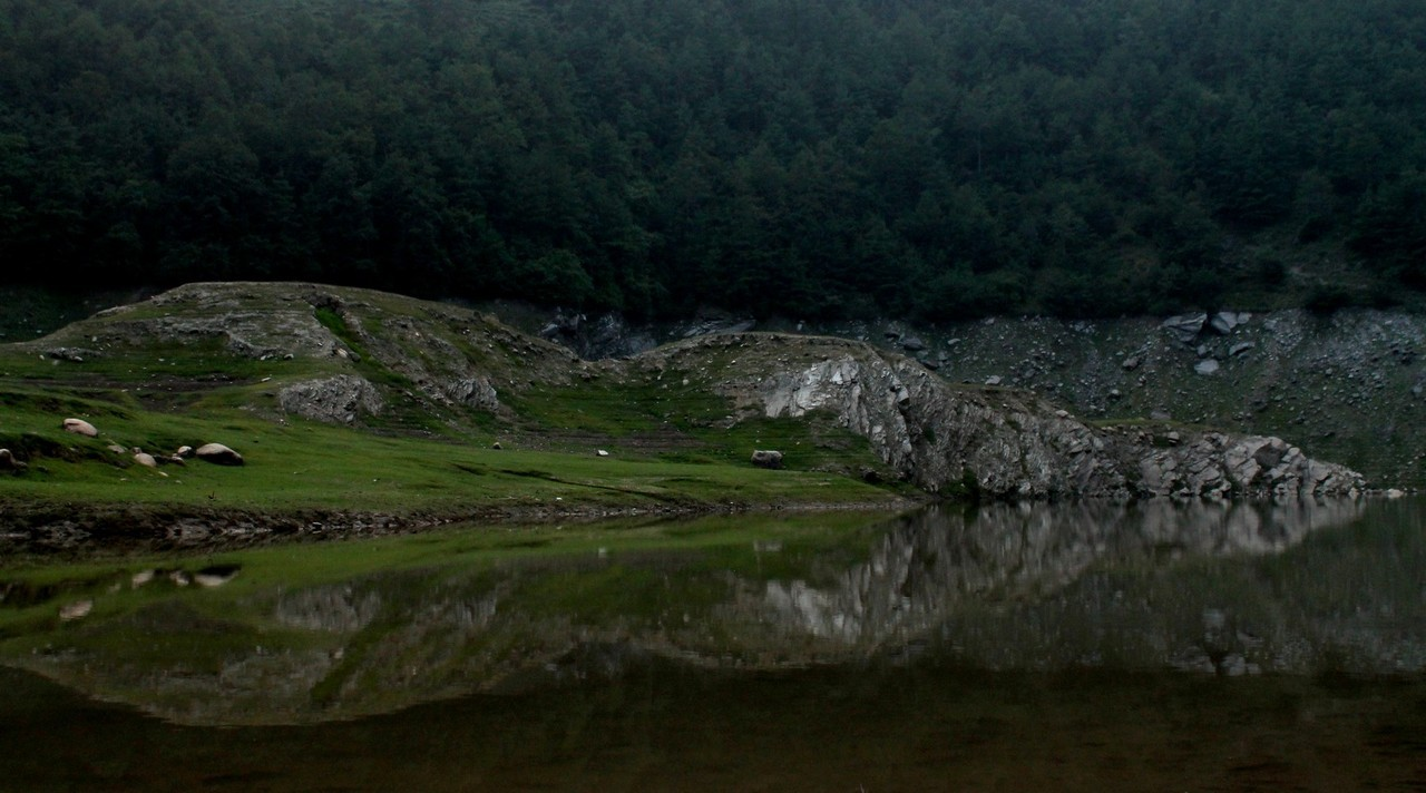 supermaanis:  Reflection ~ Markhu