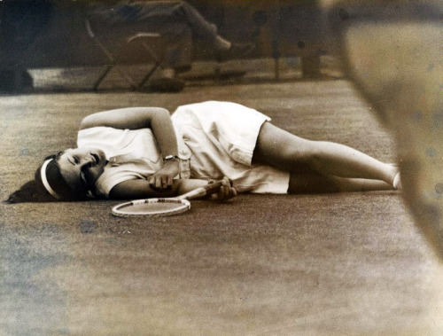 Anita Lizana, First (and only!)  chilean woman , number one  in  tennis player