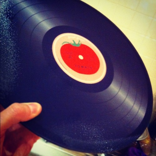 Now that's what i call a chopping board.  (Taken with Instagram)
