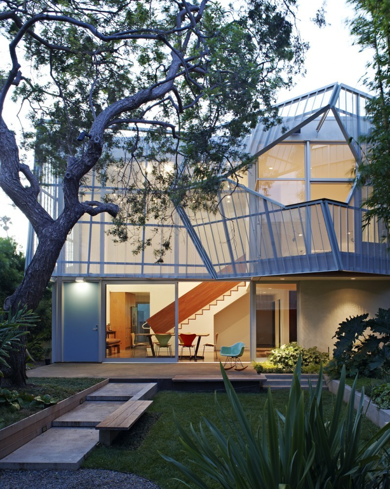 Venice House : By Daly Genik Architects