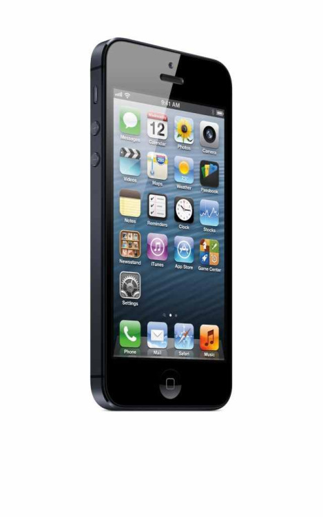 iphoneteam1:  Official Apple Photo of the iPhone 5!