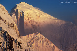 Spantik 7027m. by Mountain Photographer on Flickr.