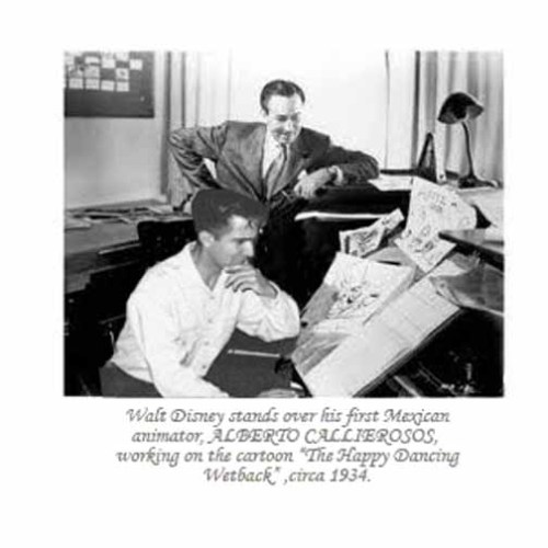 Walt loves Albert!