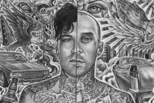 "Have you heard Travis Barker and Yelawolf's new project, Psycho White? Now you can with a stream of their new song, ""Push Em,"" AND a free download of the track!"