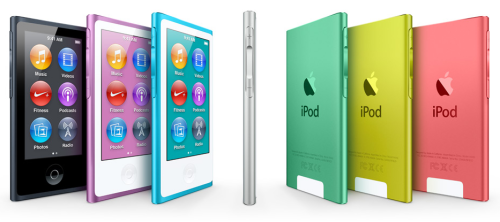 Love the new iPod nano. Happy to see Apple still investing into this product line. I would have liked to see this little device be more connected with other iDevices to download stuff like music for example.