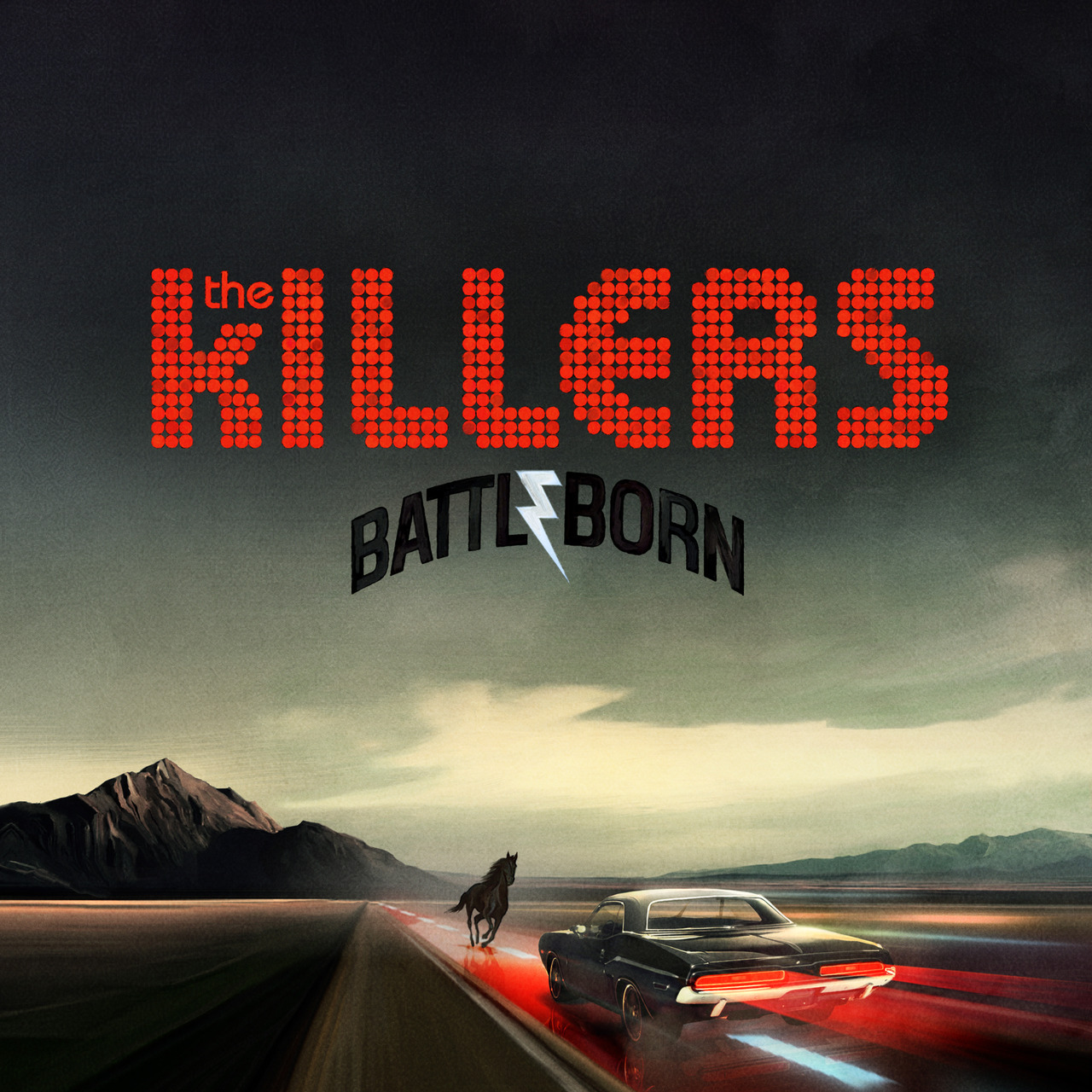 The Killers - Battle Born - NEW CD